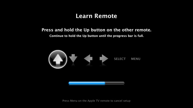 Use a Normal Remote to Control Apple TV